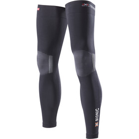 X-Bionic PK-2 Energy Accumulator Summer Light Leg Warmers black/pearl grey